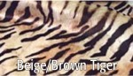 Beige/Brown Tiger - Product Image