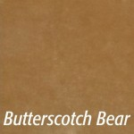 Butterscotch Bear - Product Image
