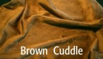 Brown Cuddle - Product Image