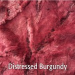 Burgundy Distressed - Product Image