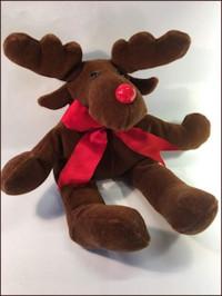Santa's RudolphMoose - Product Image