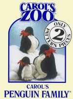 Penguin Family Pattern - Product Image