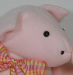 Pig Family Faces - Product Image