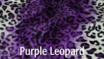 Purple Leopard Print - Product Image