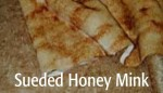 Sueded Honey Mink - Product Image
